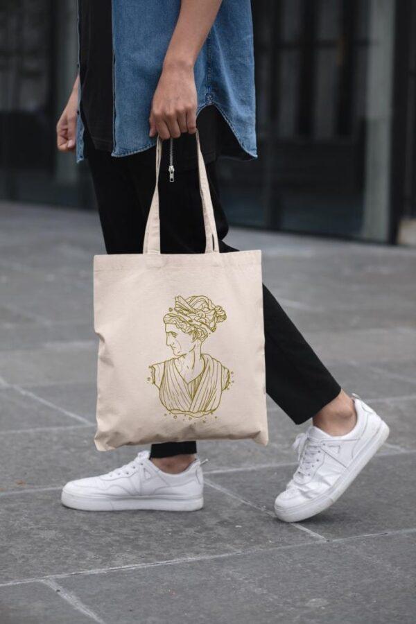 Bolsa Tela Tote Bag Personalizada