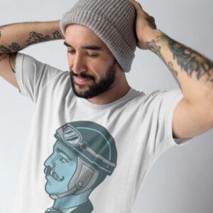 Camiseta algodón unisex