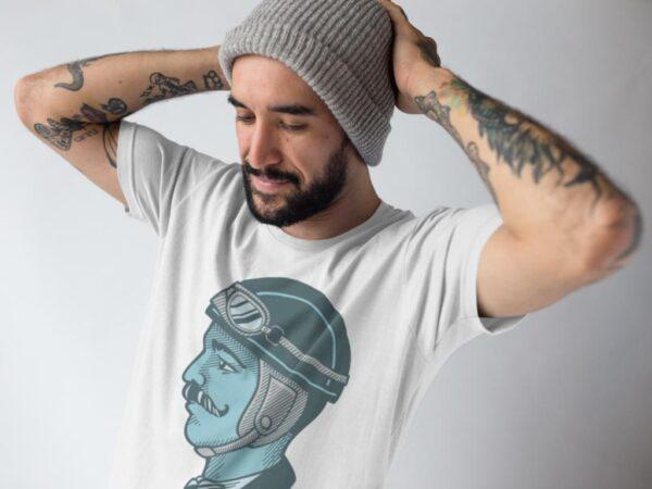 Camiseta Algodon Unisex Personalizada