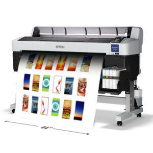 Impresión de papel de sublimación por metro