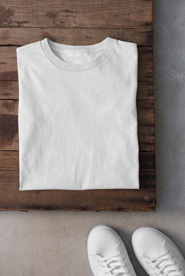 Camiseta Algodon Corte Mujer Personalizar