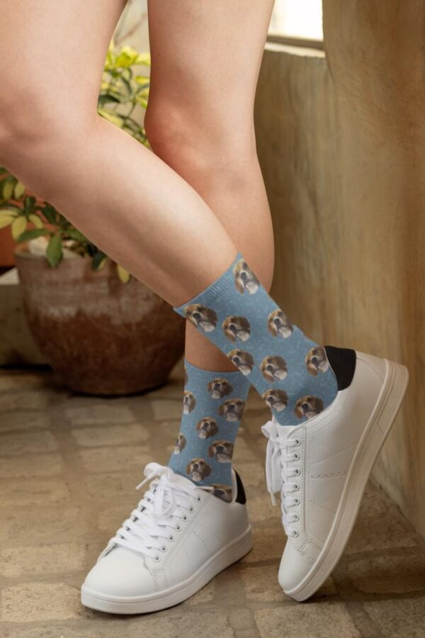 Calcetines Altos Unisex Personalizados